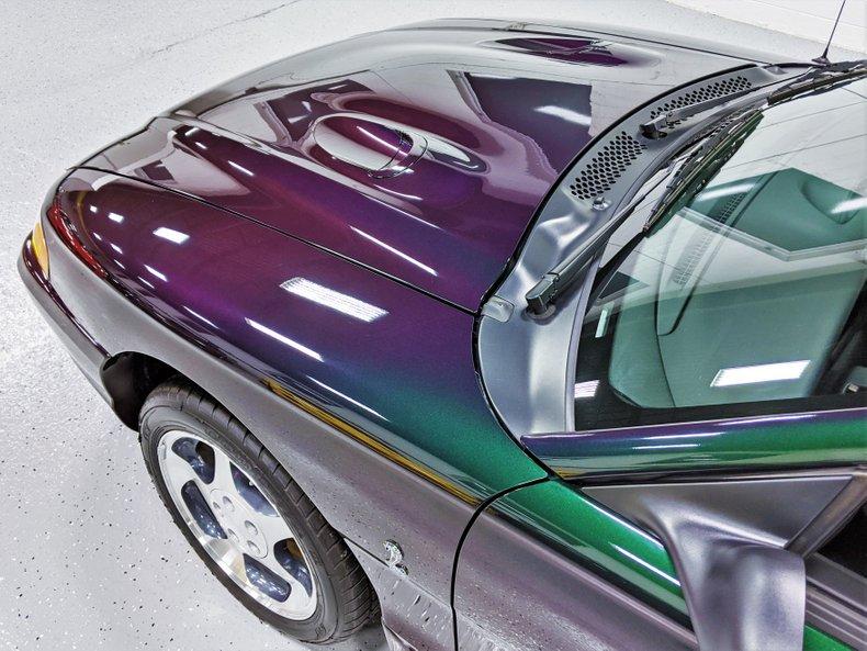 1996 Mystic Cobra Color Shift