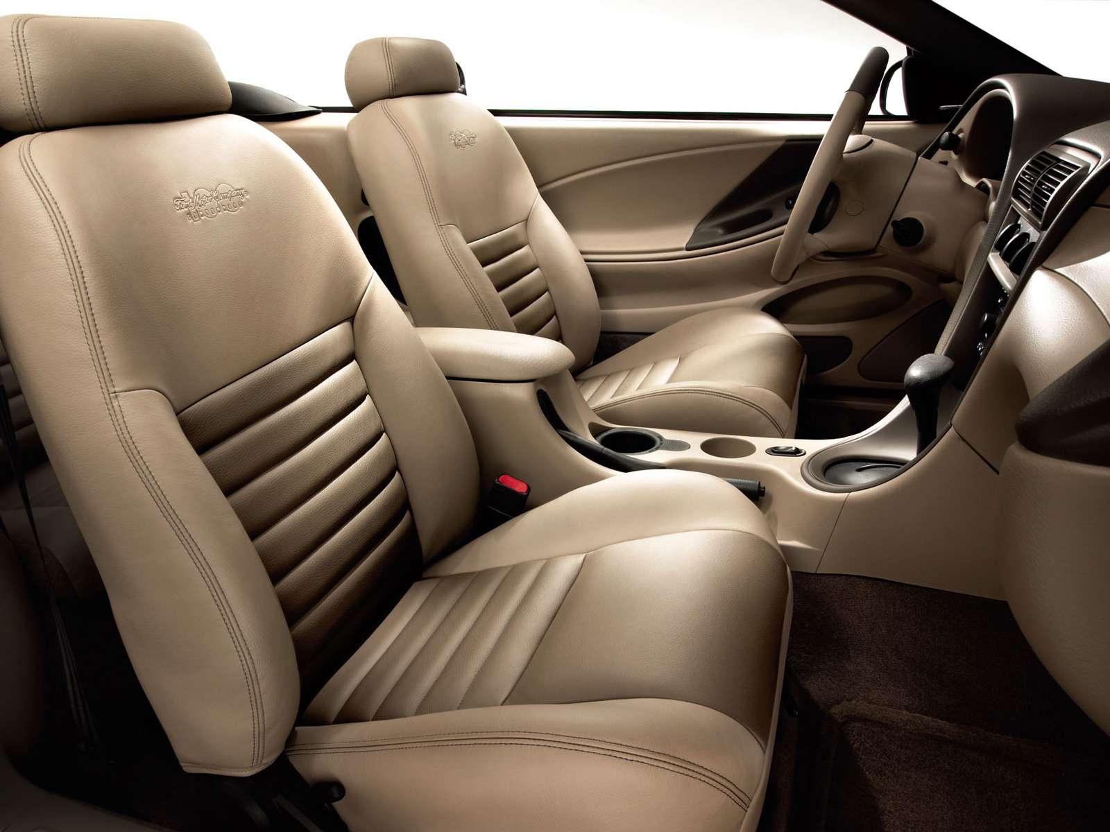 2003 Ford Mustang GT Centennial Edition Interior