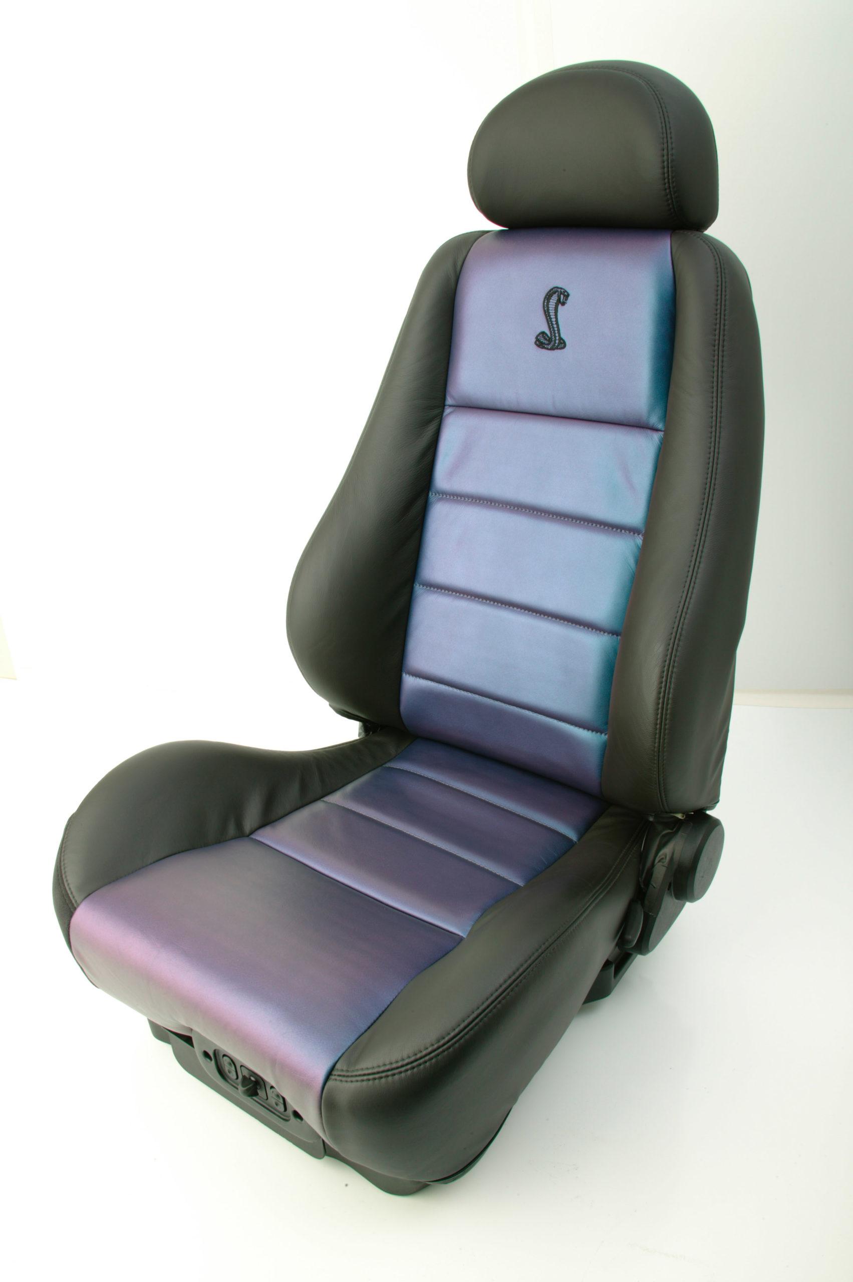 Original Press Kit — Preproduction Mystichrome Cobra Coupe